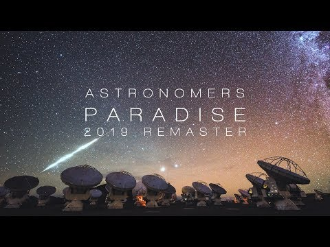 Astronomers Paradise | 2019 Remastered Edition