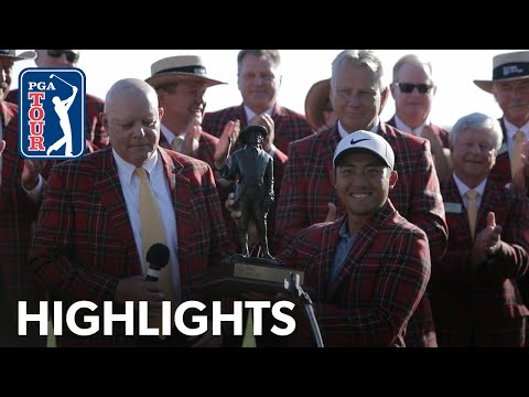 C.T. Pan's winning highlights from RBC Heritage 2019
