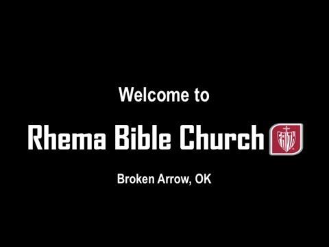 Rhema Bible Church  Live Rebroadcast (3.22.20 - Sunday 10am)