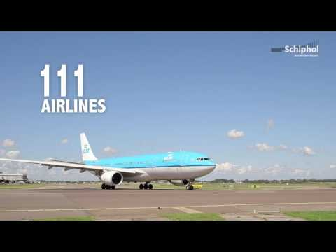 Schiphol facts and figures 2016