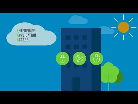 Enterprise Application Access 소개