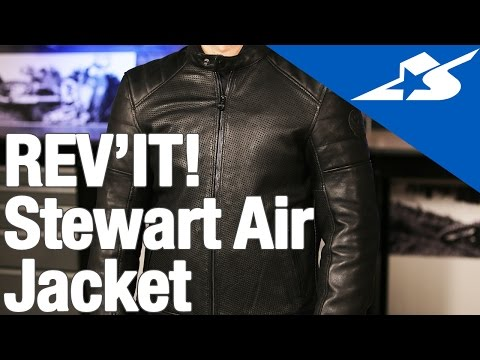 REV'IT! Stewart Air Jacket | Motorcycle Superstore