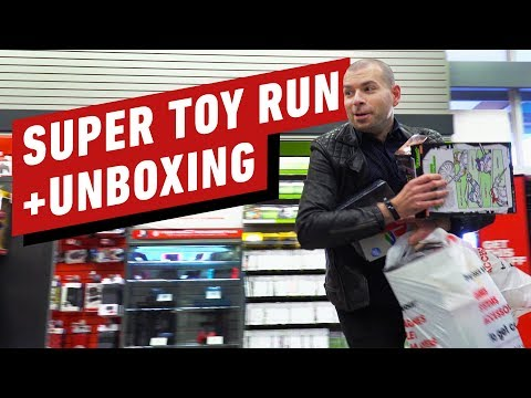 Unboxing EVERYTHING from our Super Toy Run! - UCKy1dAqELo0zrOtPkf0eTMw