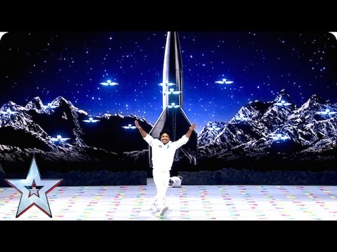 Flying Bebop and their drones are out of this world   Semi-Final 3   Britain's Got Talent 2016 - UCUtZaxDF3hD5VK4xRYFBePQ