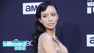 Netflix's Selena Series Finds Lead in 'Walking Dead' Actress Christian Serratos | Billboard News