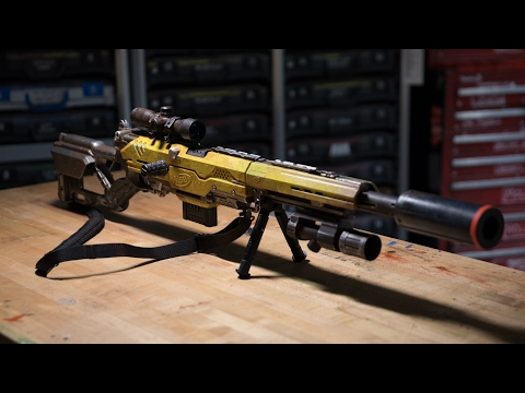 Adam Savage's One Day Builds: Custom NERF Rifle - UCiDJtJKMICpb9B1qf7qjEOA