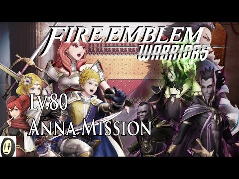 Fire Emblem Warriors - Within the Heart Guide (Lv.80 Mission/S-Rank) - default