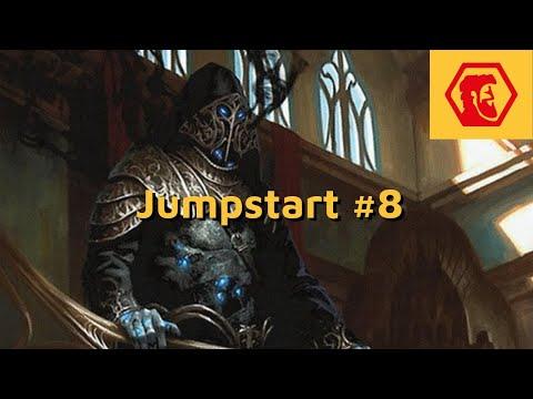 MTGA Jumpstart #8 - Ladinos Assustadores