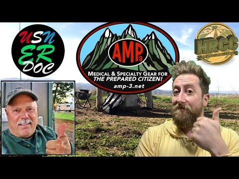 Ham Radio & First Aid with USNERDOC!