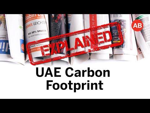Can UAE reach its carbon footprint goals?