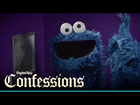 Cookie Monster confesses all to Digital Spy