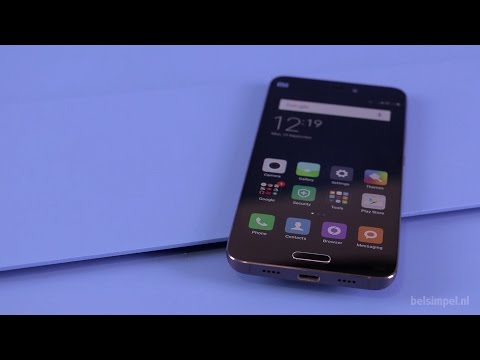 Xiaomi Mi5 Toestelreview