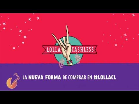 Lollapalooza Cashless