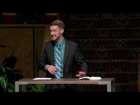 Sermon - 07/28/2019 - Pastor Ben Anderson - Christ Church Nashville