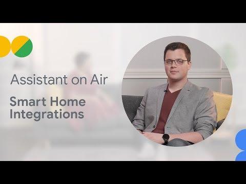 Smart Home Integrations on Google Assistant (Assistant on Air) - UC_x5XG1OV2P6uZZ5FSM9Ttw