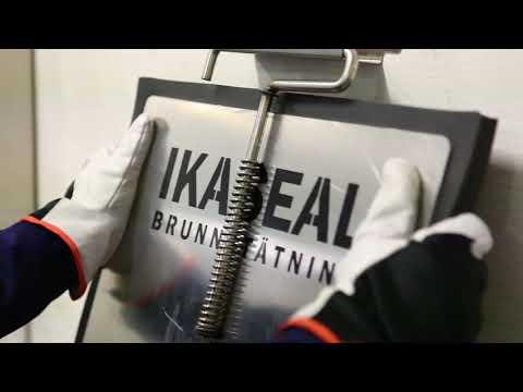 Ikaseal® Brunnstätning från Ikaros® Cleantech