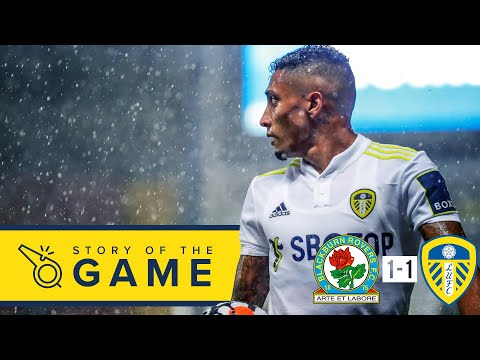 Blackburn Rovers 1-1 Leeds United | Story of the Game | Behind the scenes at Ewood Park