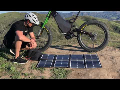 HPC Electric Bikes- Powered By The Sun!