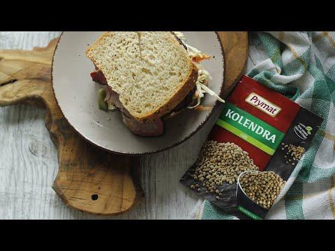 Co na obiad: Nowojorska kanapka z pastrami