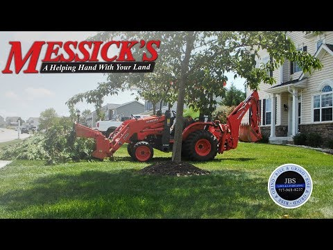 JBS Lawn and Landscaping | Kubota B26 TLB Picture