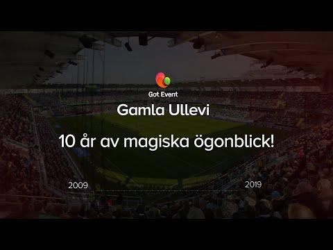 Gamla Ullevi 10år