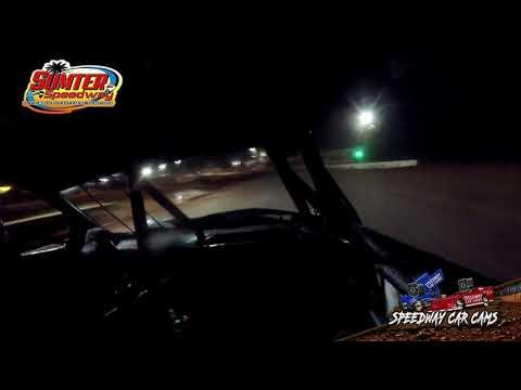 #0 Derek Kemper - Extreme 4 - 9-18-21 Sumter Speedway - In-Car Camera - dirt track racing video image