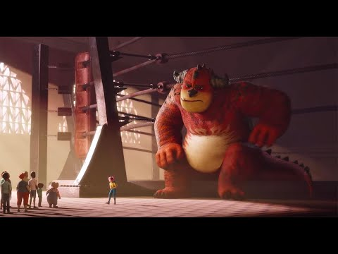 Rumble, la liga de los monstruos - Trailer español (HD)