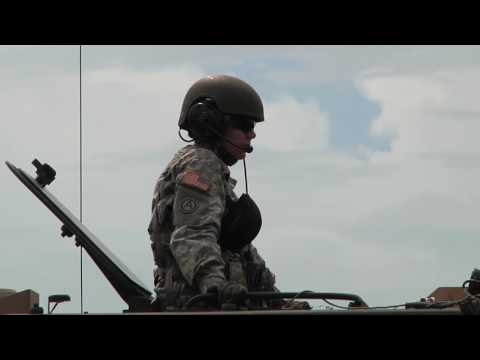 Be a Multiple Launch Rocket System Crewmember