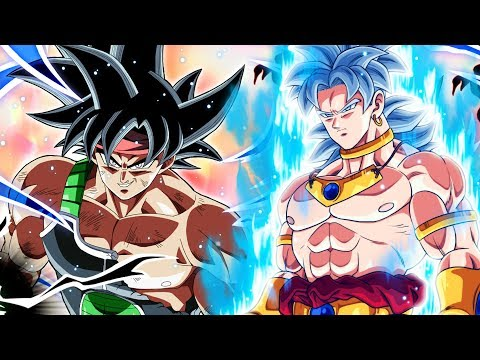 ULTRA INSTINCT BROLY?! Levels Beyond Strength, Bardock Vs Broly | Dragon Ball Z Budokai Tenkaichi 3