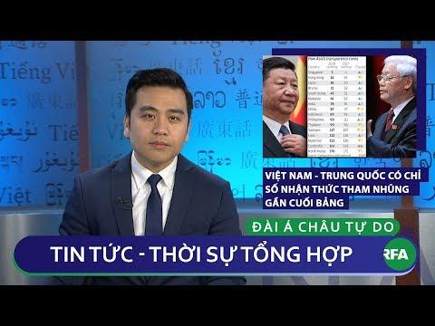 Tin nóng 24h 29/01/2019 | Việt Nam có Chỉ số Nhận thức Tham nhũng gần cuối bảng
