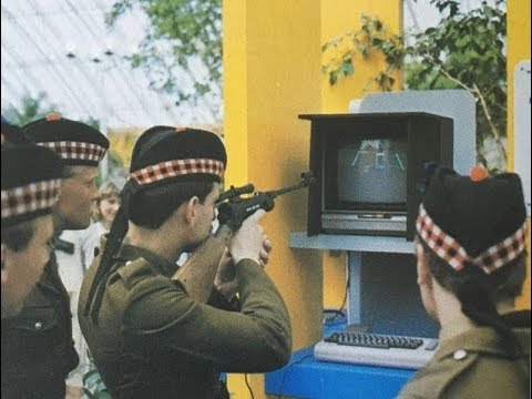 Directitos de mierda - El asombroso viaje histórico commodoriano 1984, parte 12