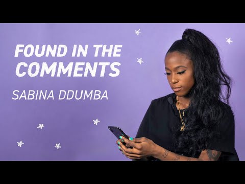 Sabina Ddumba [Found In The Comments]