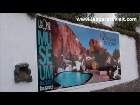 Lagomar Museum, Lanzarote (Museo Lagomar)