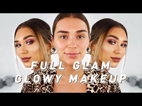 Chatty GRWM   Snatchedddd Makeup Tutorial