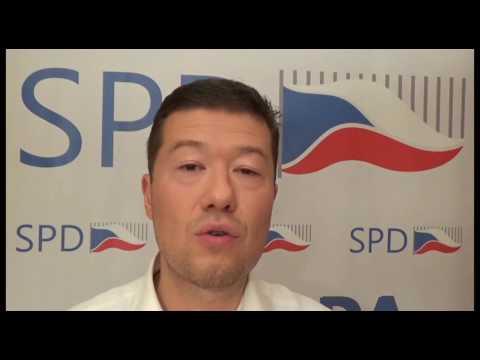 Tomio Okamura: Velká lež a pět lupičů