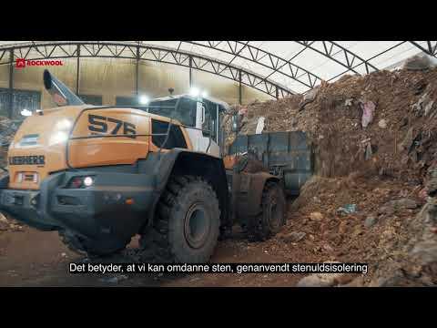 ROCKWOOL modtager EU's Miljøpris 2020 for bæredygtige processer