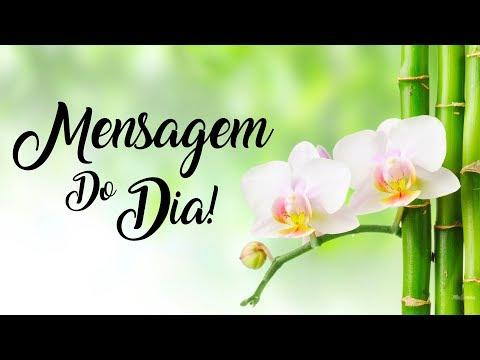 ESCUTE A VOZ DE DEUS - MENSAGEM DE BOM DIA MOTIVACIONAL PARA REFLEXÃO DE VIDA GOOD MORNING DAY eVIVA