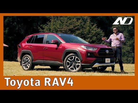 Toyota RAV4 - El macho vegano de las SUV's
