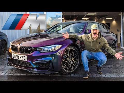 HOW TO TRANSFORM A BMW M4 TO THIS!!