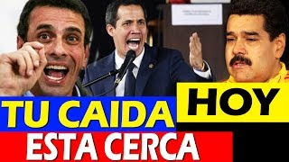 🇻🇪 Noticias de HOY Venezuela 🔥TR!STE NOTIC!A recibe Maduro Hoy  🔥16 AGOSTO 2019