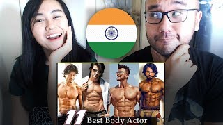 Indonesians React To Top 10 Actors Body Transformation Ever | Ranveer Singh,Tiger Shroff And Others
