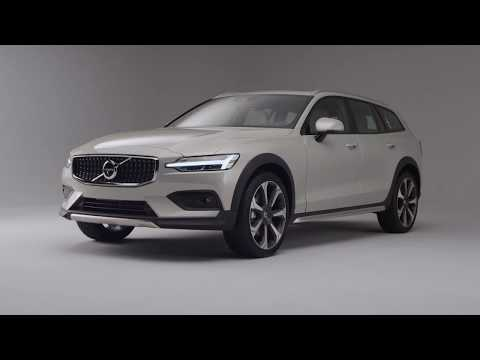 Nya Volvo V60 – Guidad tur av vår senaste herrgårdsvagn