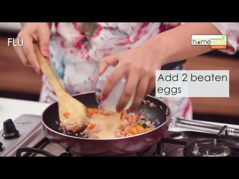 Fight Influenza With Scrambled Eggs & Chicken Recipe| Effective Remedy - Homeveda Remedies