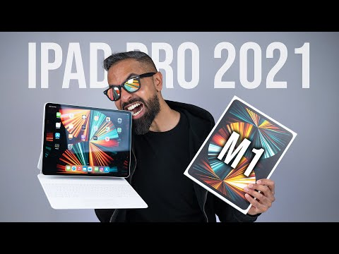 iPad Pro 2021 (M1) Unboxing & Review