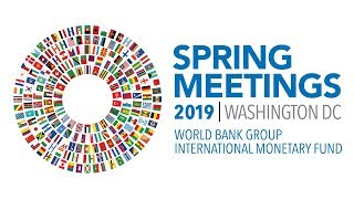 LIVE: G20 holds press conference on the IMF and World Bank Spring Meetings