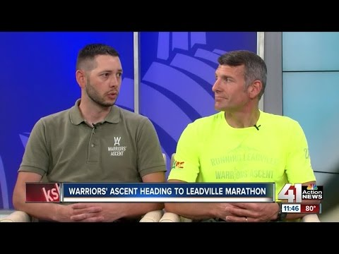 41 Action News Anchor Patrick Fazio talks with Warriors Ascent organizers