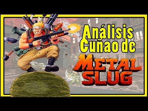 Análisis Cuñao de Metal Slug (Neo Geo)