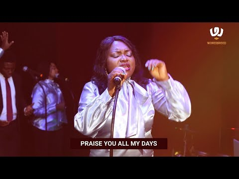 MARVELOUS THINGS-WORDBREED WORSHIP GROUP WITH SHARON IKEKHUA