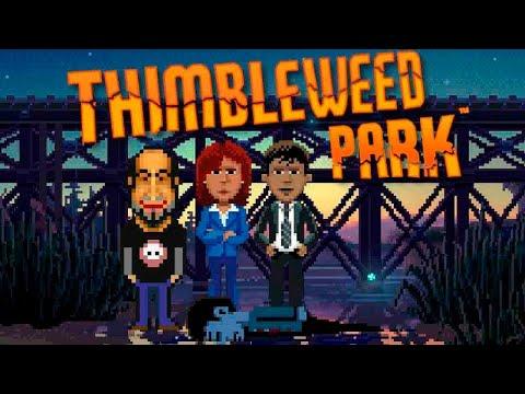 4x04 #075 Thimbleweed Park (1P) (PC)