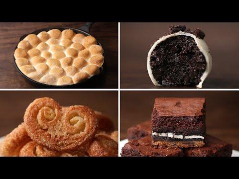 4 Easy 3-Ingredient Desserts ? Tasty Recipes